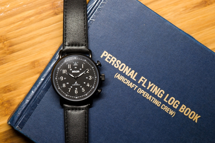 Image Credit: Aviator-styled design (BOLDR Watches)