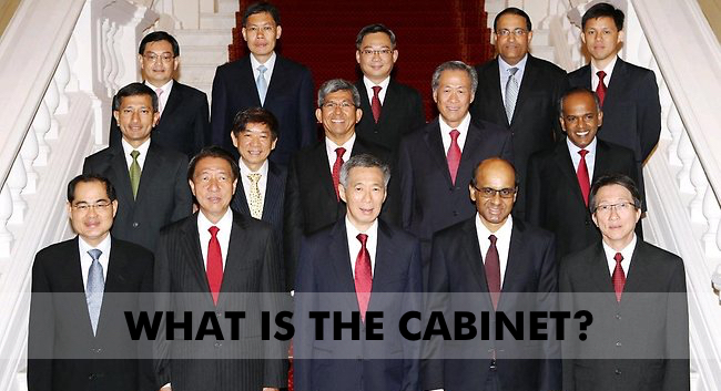 singapore's cabinet: what it is and how it is formed