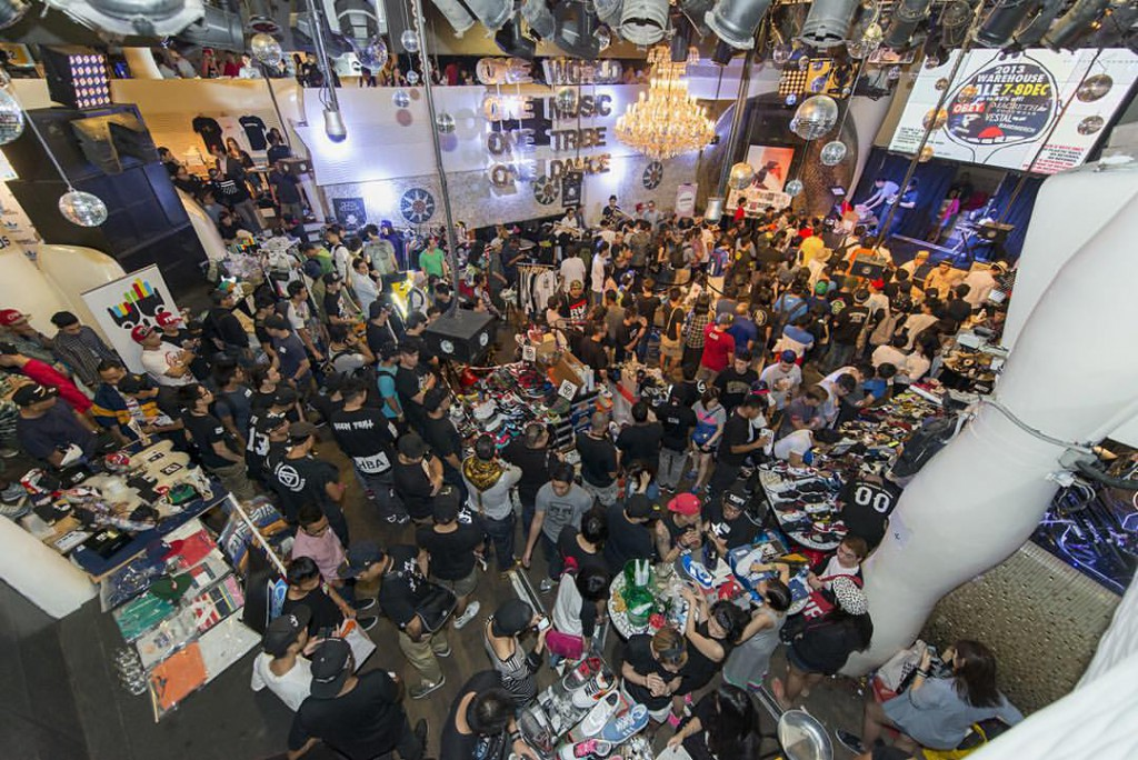 Sole Superior 2014 at Zouk. (Image Credit: Sole Superior Facebook page)