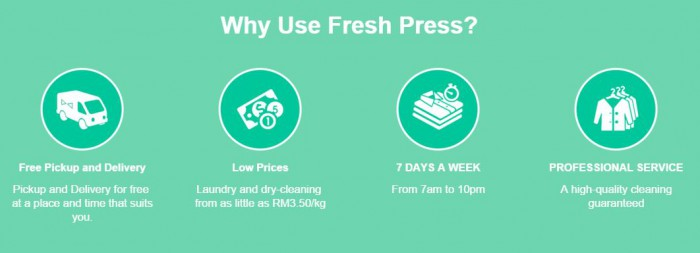 fresh press how to