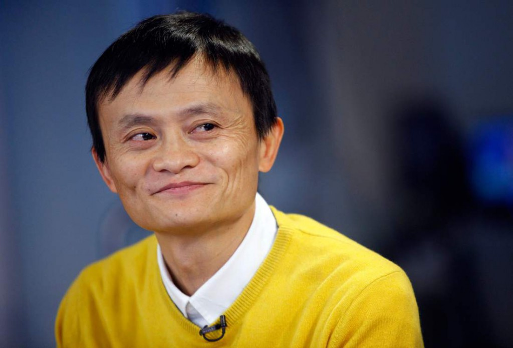 jack ma Alibaba founder jack ma and the notorious big may seem like two very different  people---ok, fine, they're polar opposites---but on stage at the.
