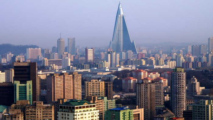 Pyongyang (Image Credit: YouTube)