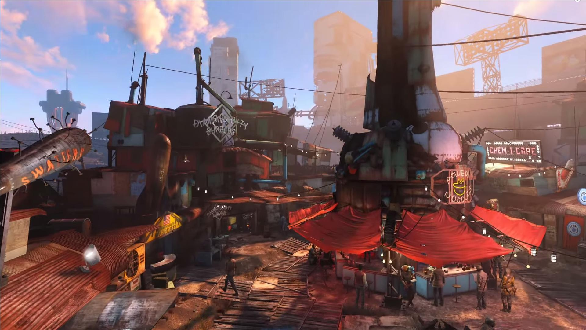 How Fallout 4 Earns A Spot And Connects With Players 39 Hearts