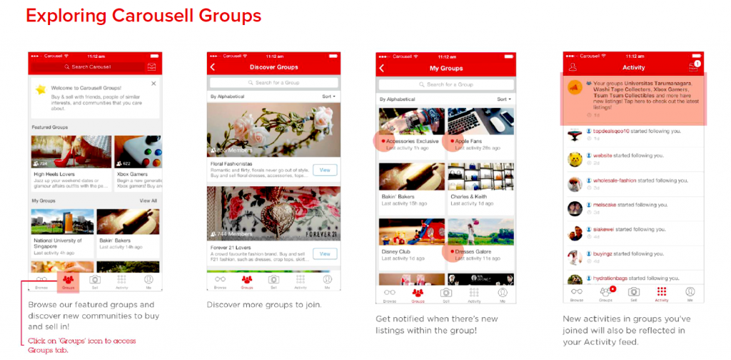 carousell group