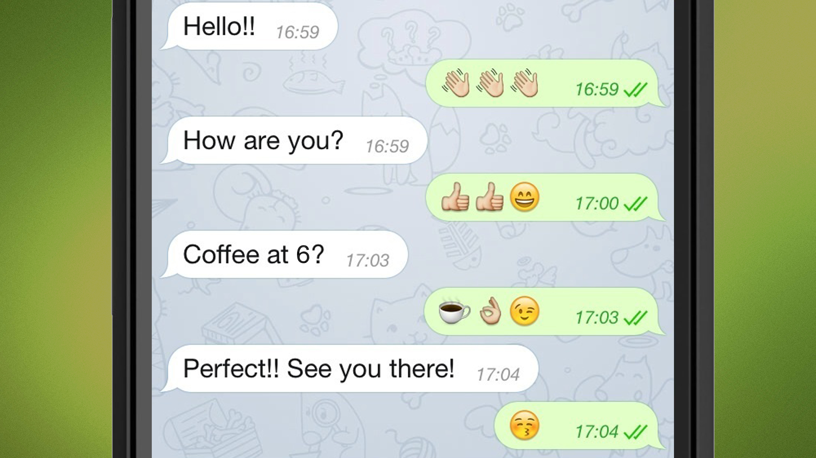 I Tried Texting On WhatsApp Only With Emojis For 24 Hours