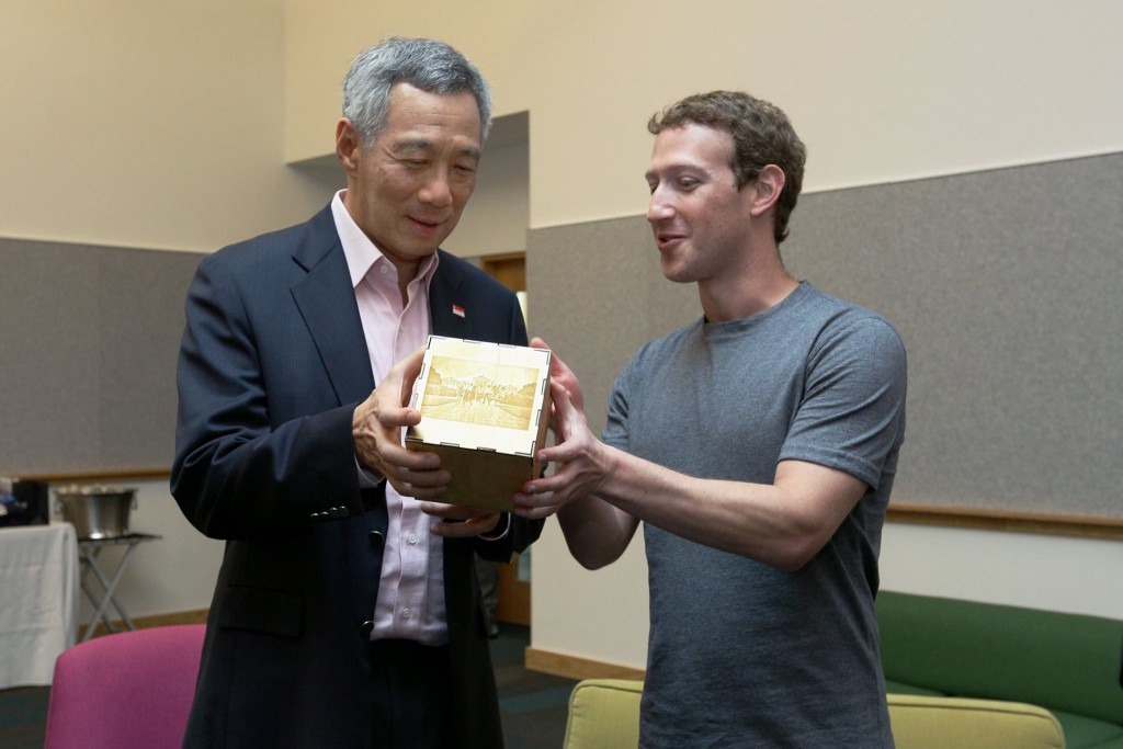 PM Lee Facebook