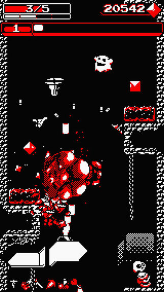 Downwell catacombs