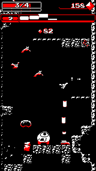 Downwell caverns