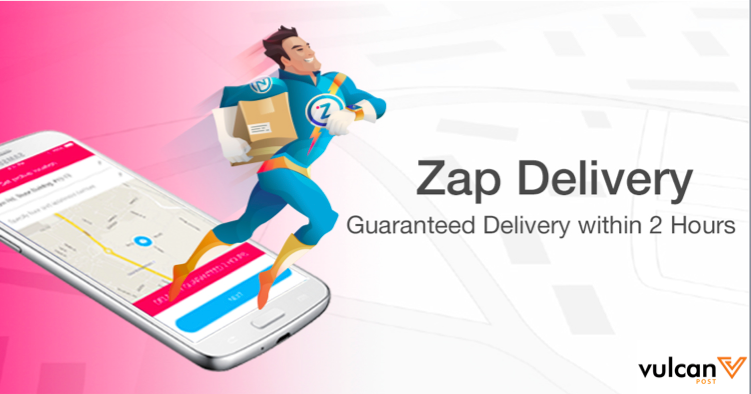 zap delivery