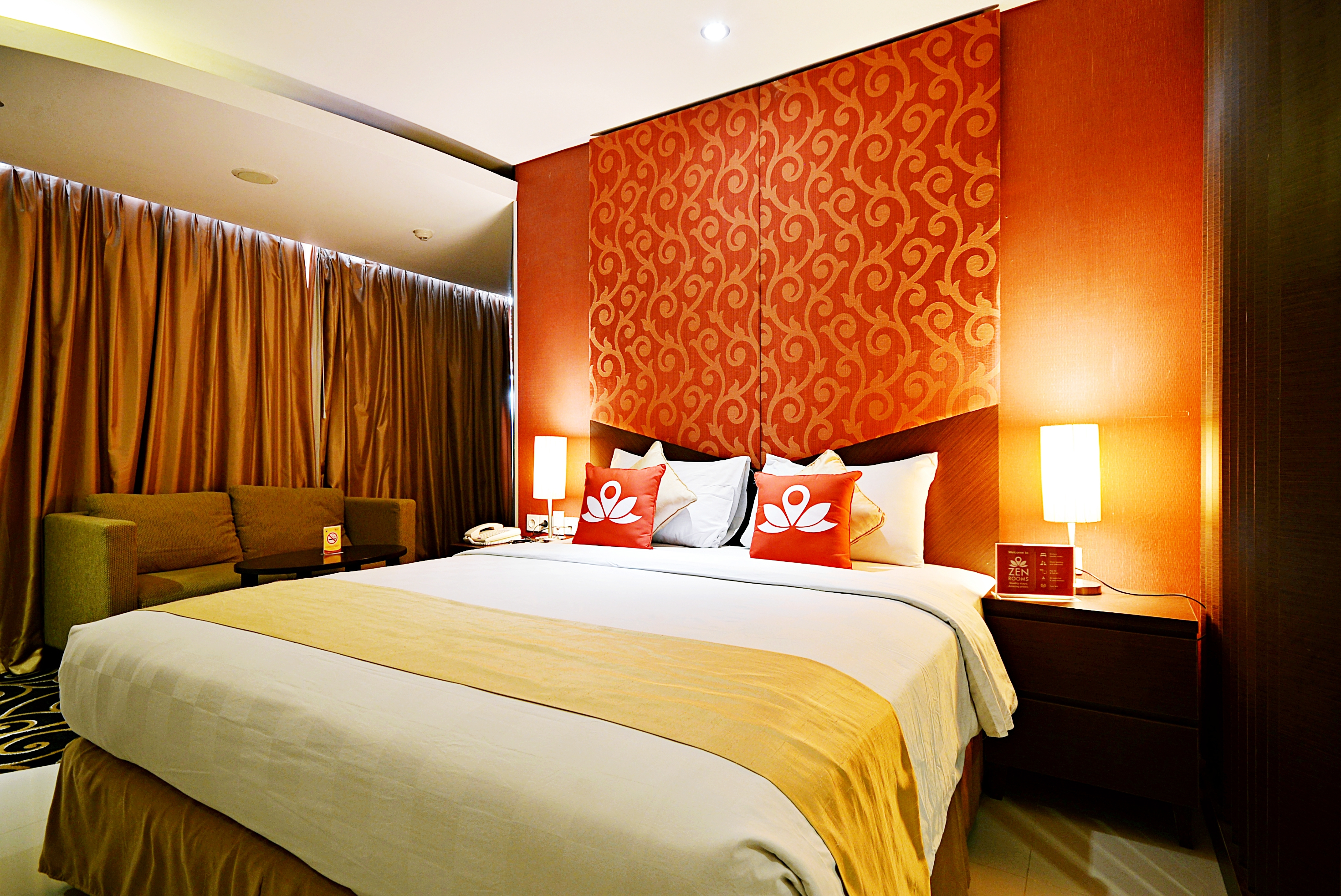 Budget hotels booking platform zenrooms is winning for Hotel booking design