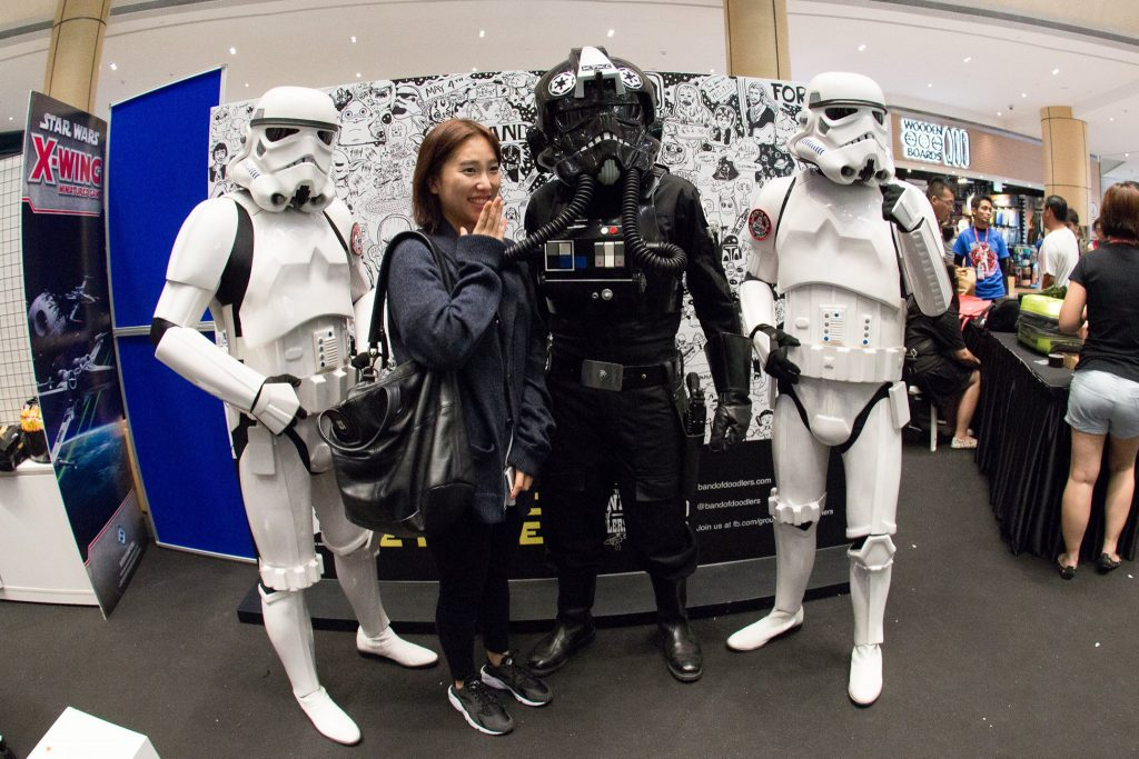 Star Wars Day 2015, Image Credit: 501st Singapore Garrison