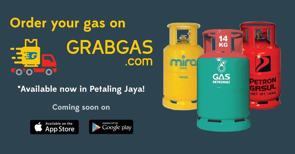 Image result for GrabGas