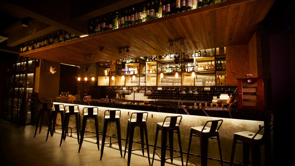 Kuala Lumpurs Best Secret Hidden Speakeasy Bars on round over doorway
