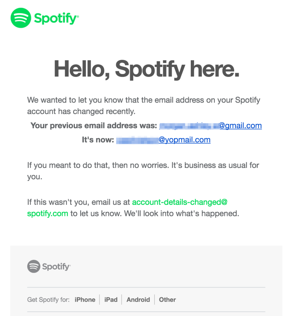 Here's How To Reset Your Spotify Account Password If ...