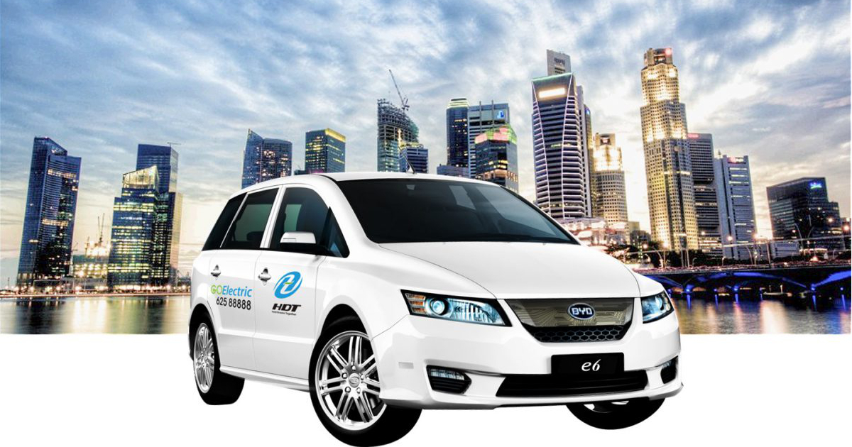 S Pore Getting A New Taxi Operator And We Could Be Zipping Around In Electric Cars Soon