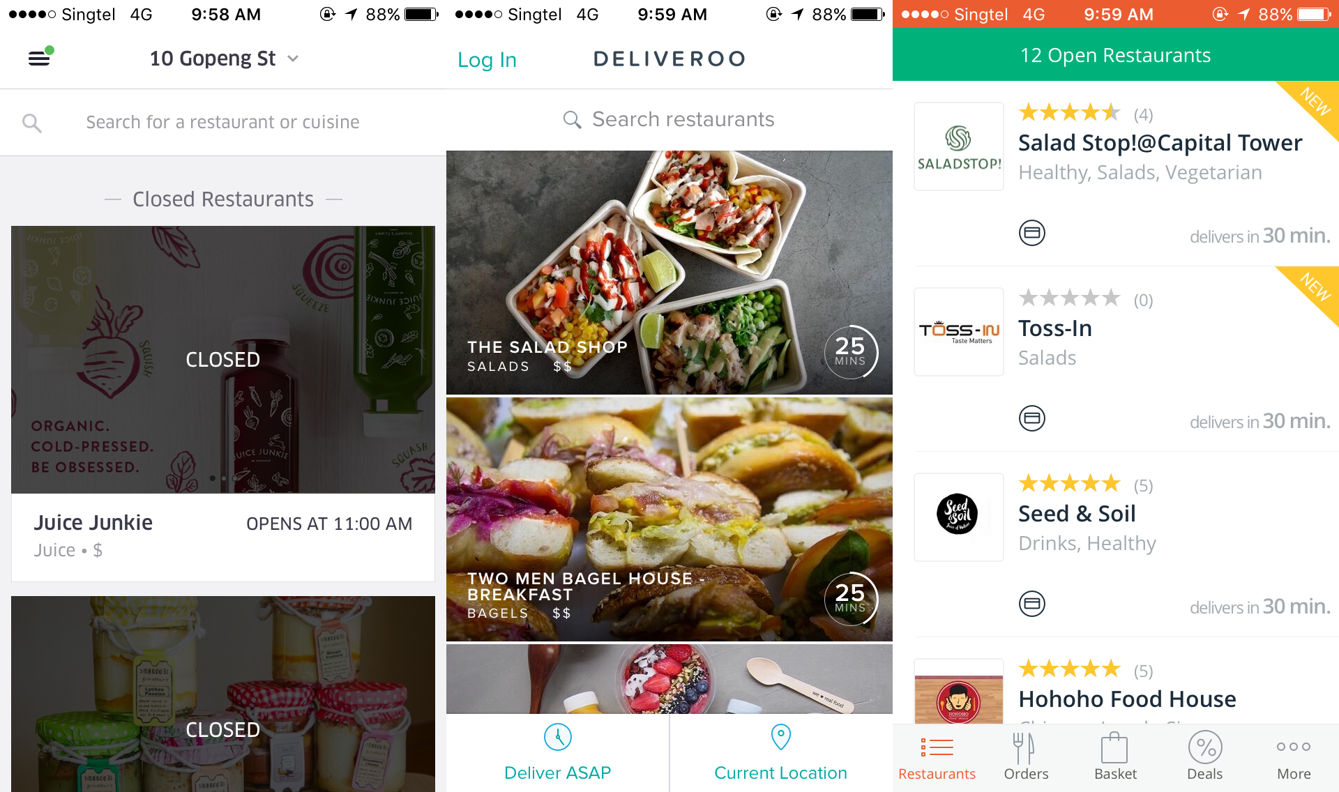 UberEATS, Deliveroo, And foodpanda – Which Is The Superior Food