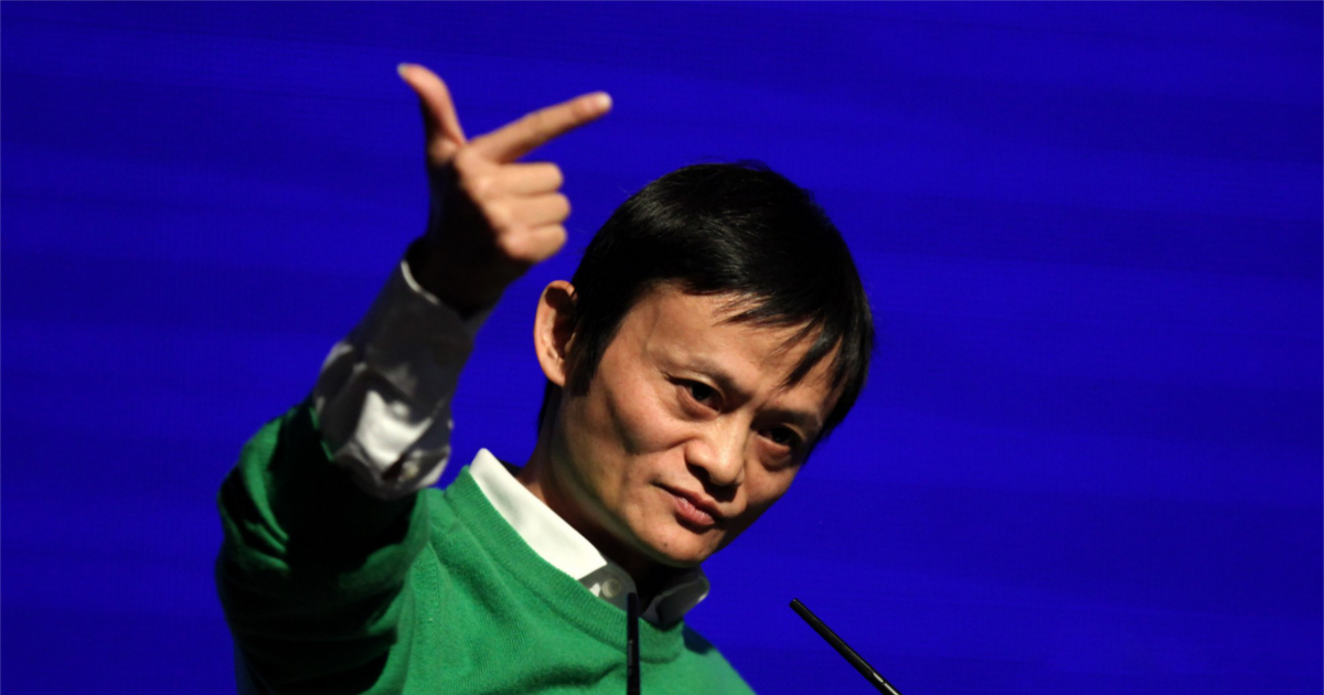 It S A Battle Against Human Greed Jack Ma S War Cry Against Fake