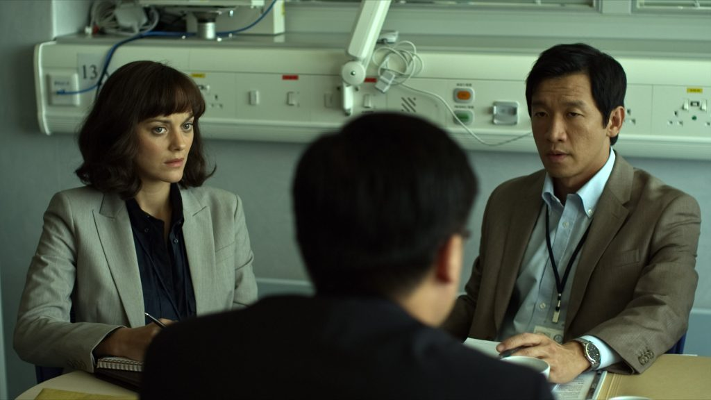 Chin Han in Contagion (2011)