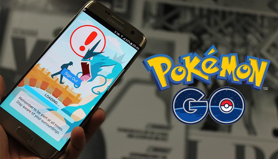 Pokemon GO has arrived in the United States