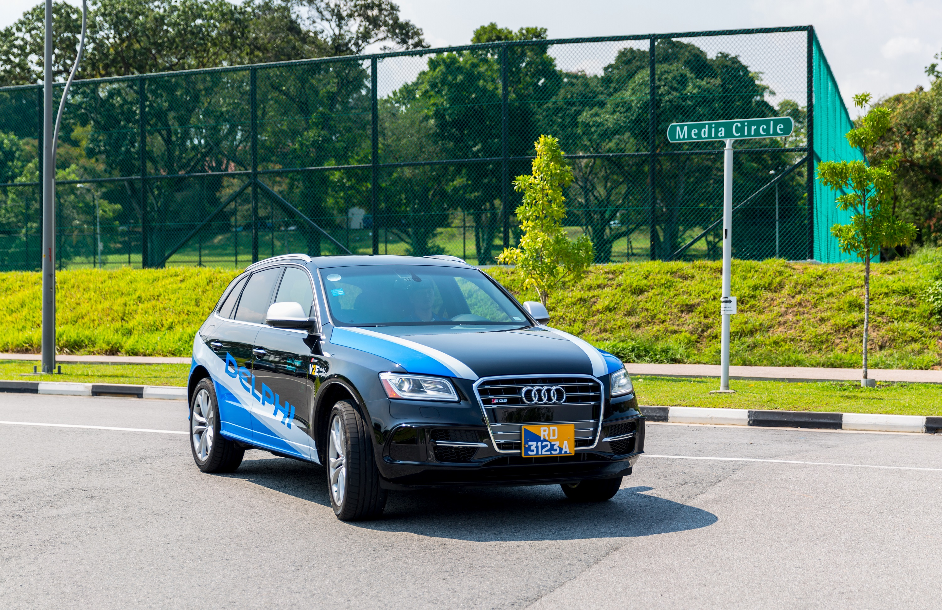 LTA Means Business About The Future Of Driverless Taxis