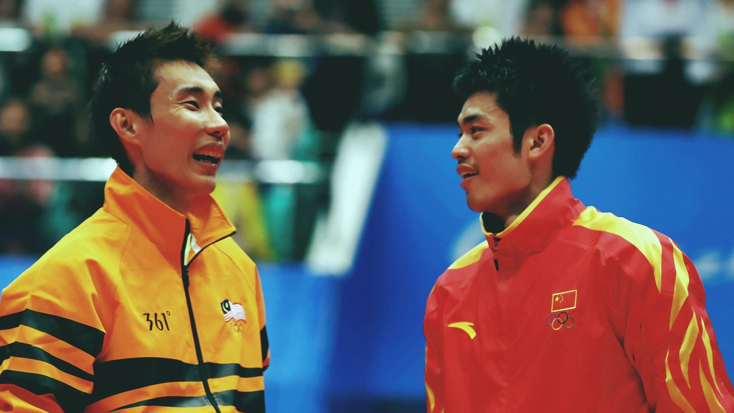 Lin Dan And Lee Chong Wei s Friendship Rivalry And Sheer Bromance