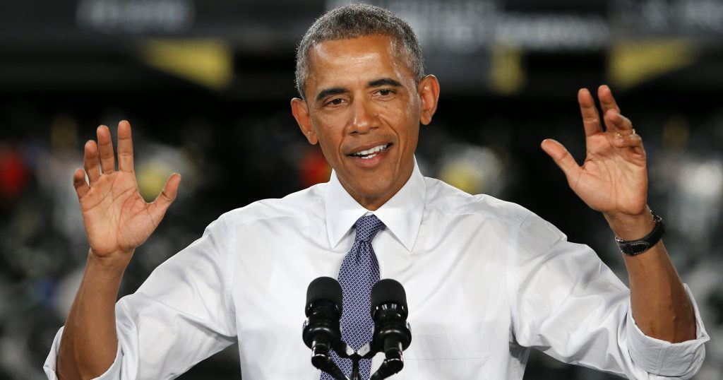 Obama in his final state union address/ Image Credit: USAtoday