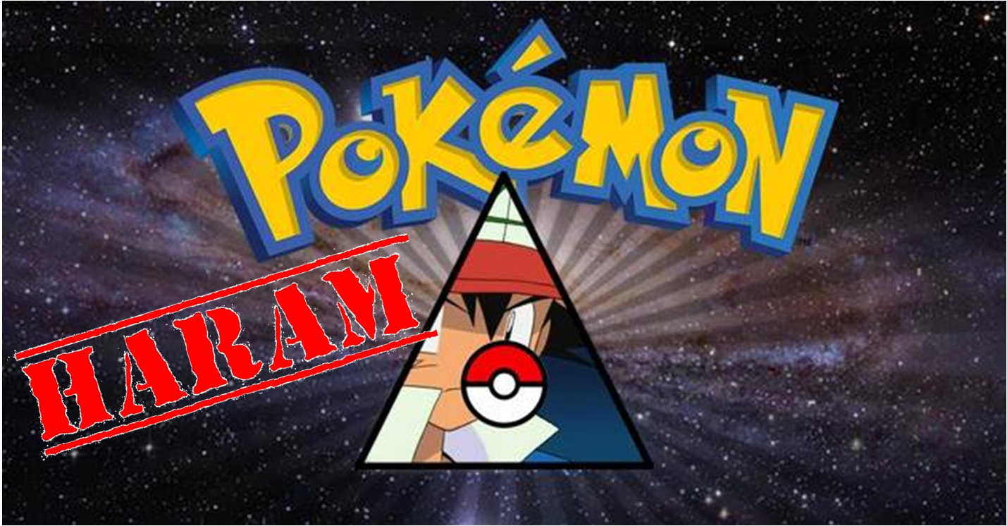 The FT Islamic Committee Wants Pokémon GO Banned—And I Completely Agree 832762a1c1a