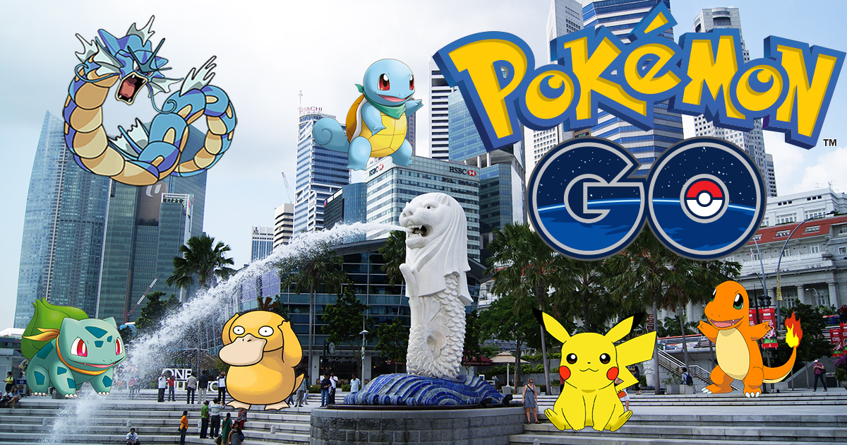 Ultimate Guide for Pokemon Go Community Day in Singapore (8 June 2019)