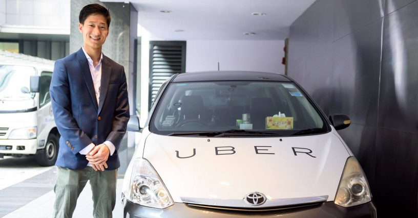 Uber rival Grab partners with driverless car firm in Singapore