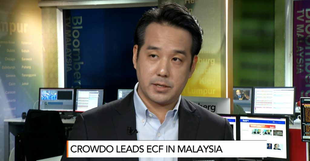Image Credit: Bloomberg TV Malaysia