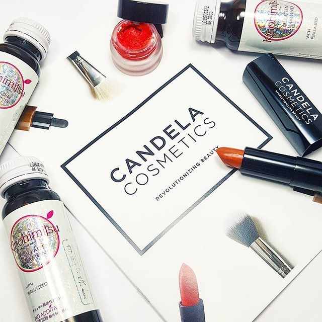 Candela Cosmetics/ Image Credit: clozette.co