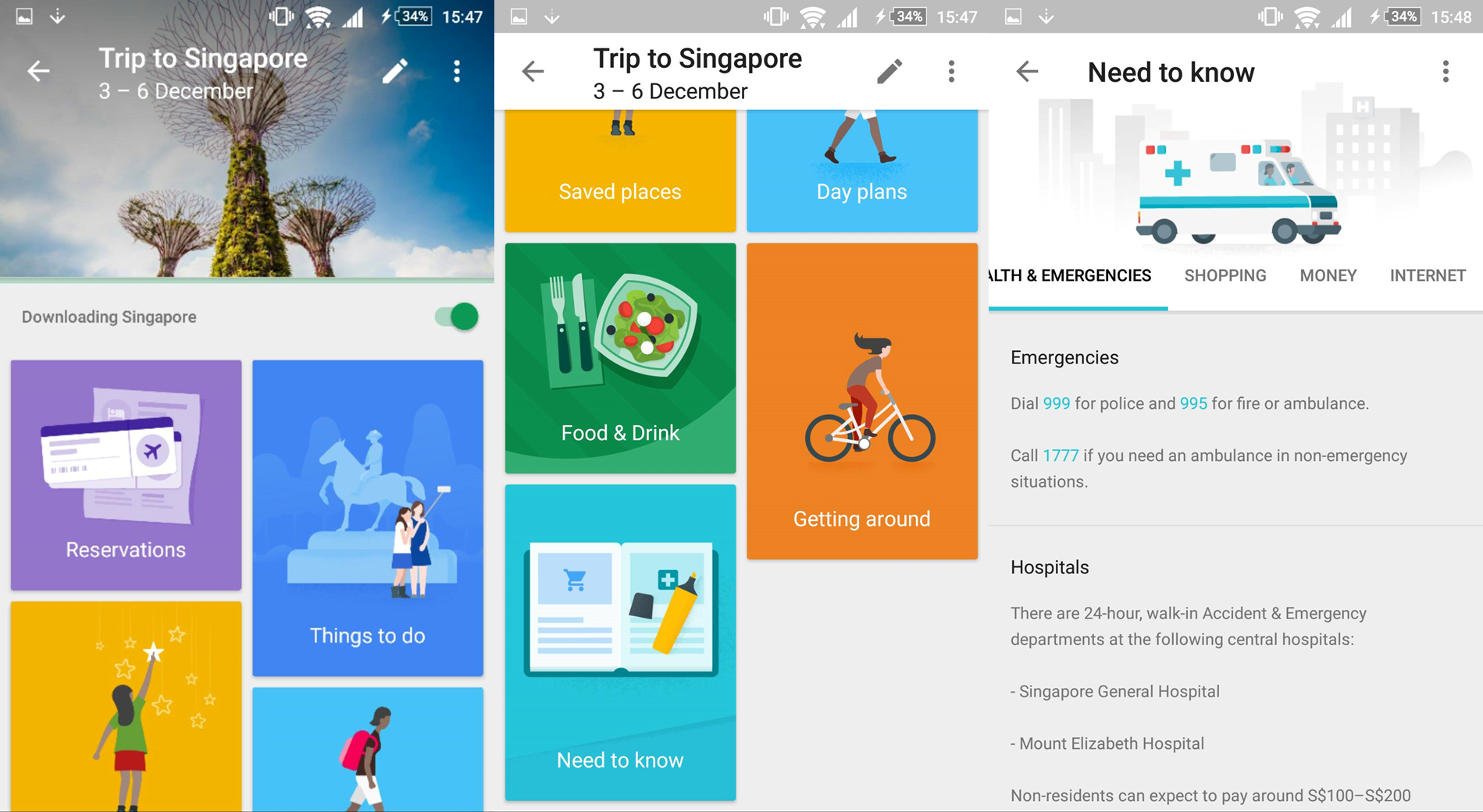 Google Trips Is An App That Is Set To Disrupt Travel Startups