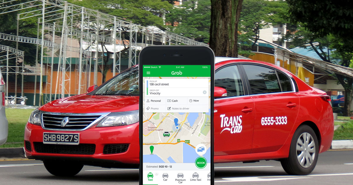 Trans-cab floors the gas pedal on maiden partnership with Grab