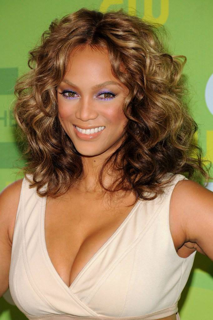 Tyra Banks/ Image credit: Latest hairstyles.com