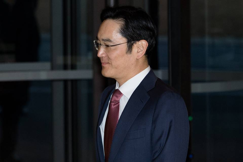 Lee Jae Yong / VP Samsung