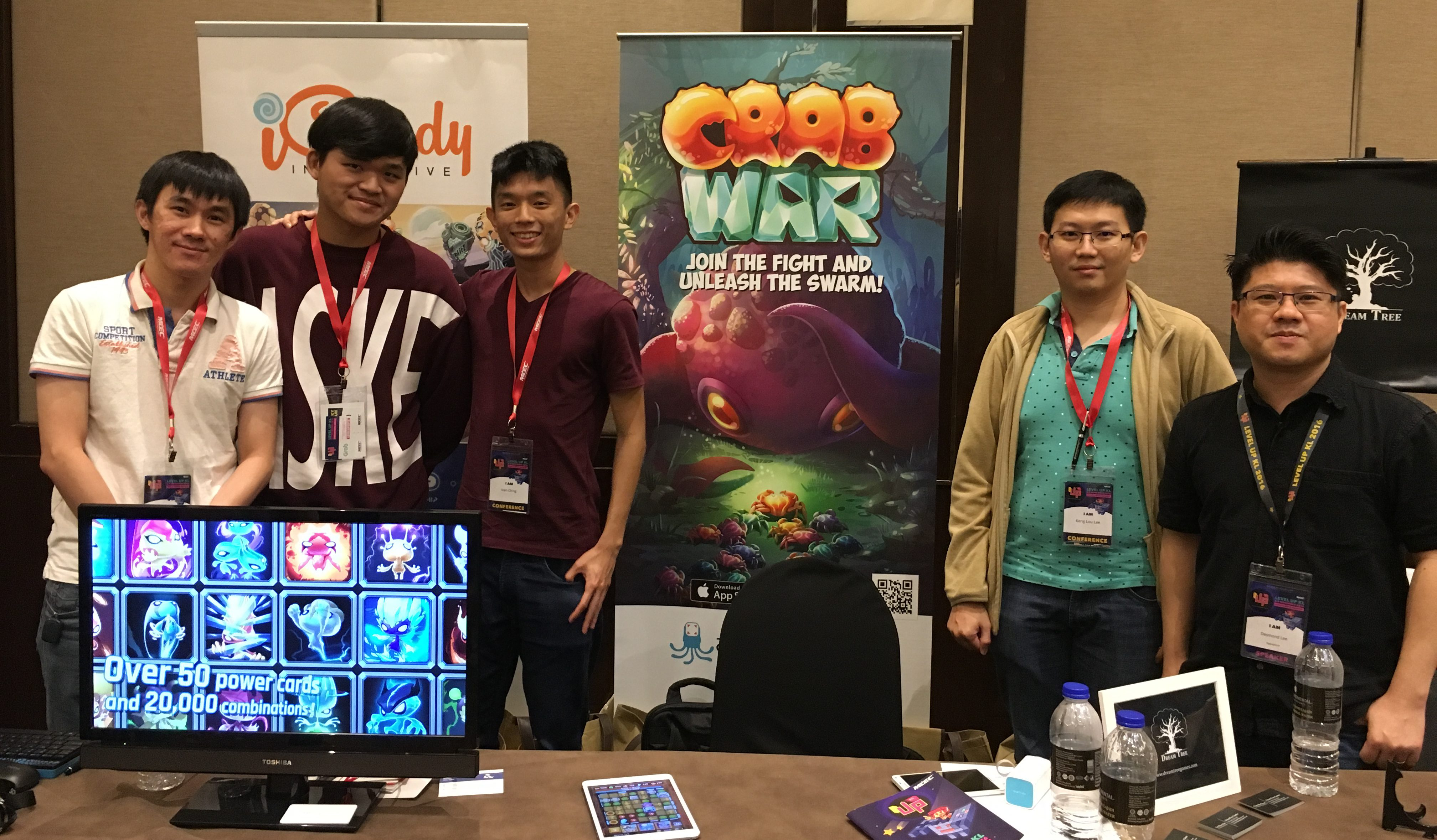 Mobile Game Makers On Malaysian Industry: Free To Play Or