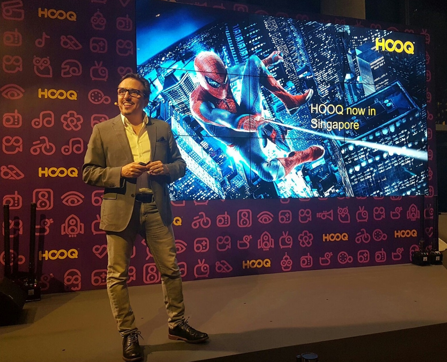 Singapore's HOOQ Sets Its Sights On Beating Netflix, With