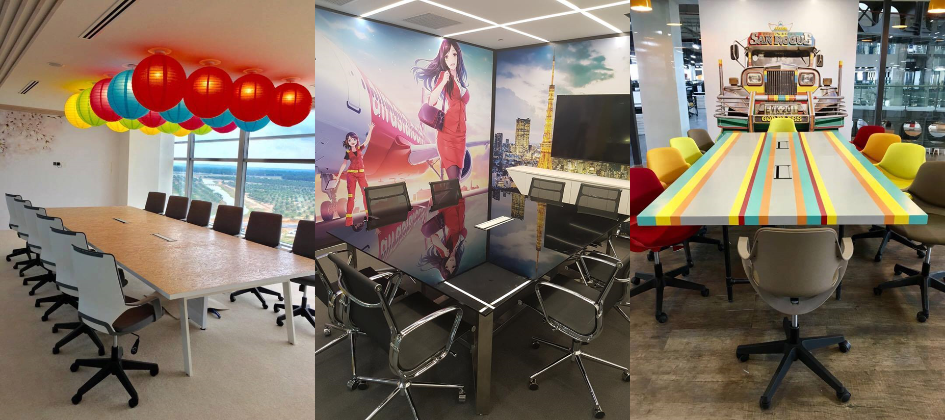 A Look At AirAsia S New Offices In Malaysia And Their Job