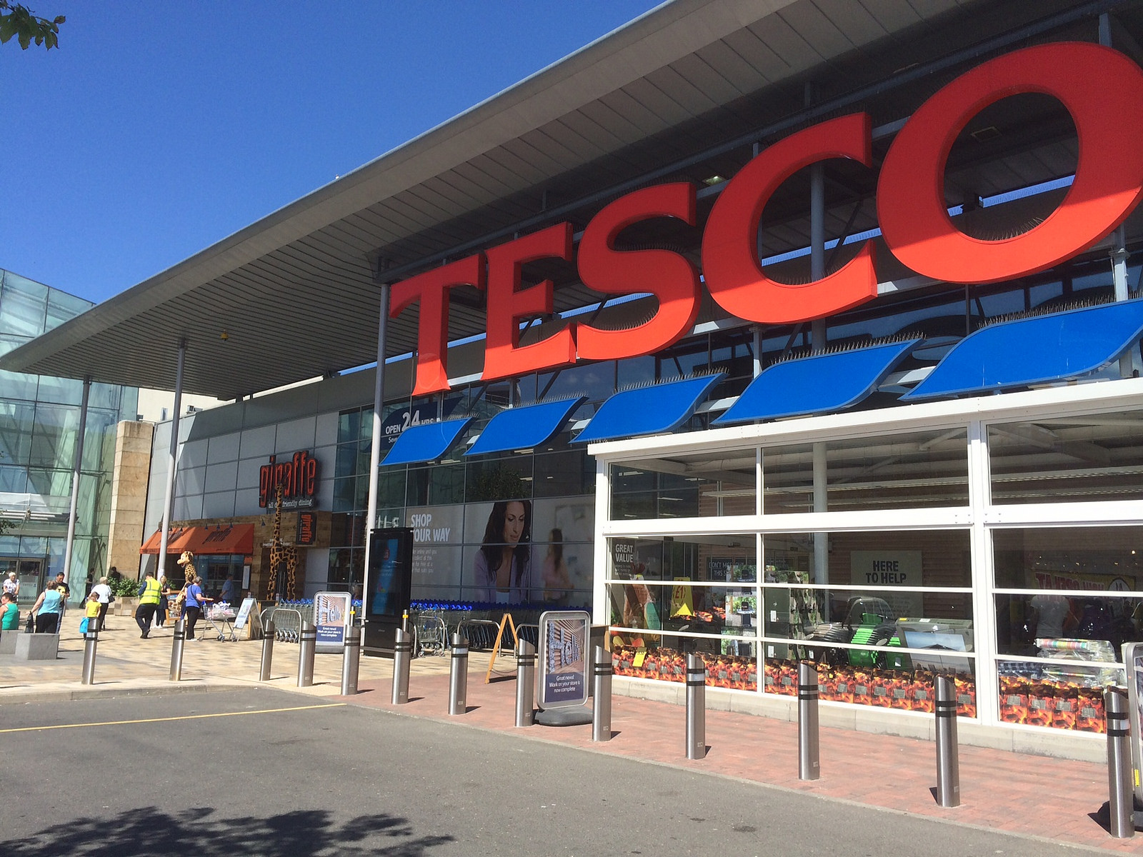 tesco is secretly setting up their online singapore store. Black Bedroom Furniture Sets. Home Design Ideas