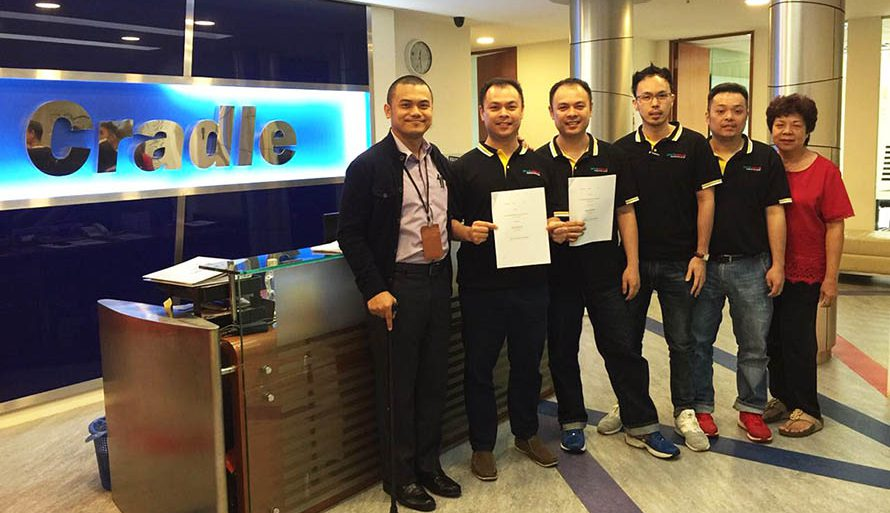 And Cradle Fund Sdn Bhd Seems To Agree With This As Well Boosting Local Malaysian Startup Printcious