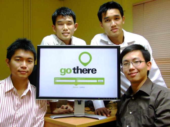 Gothere Team. Image Credit: YoungUpstart