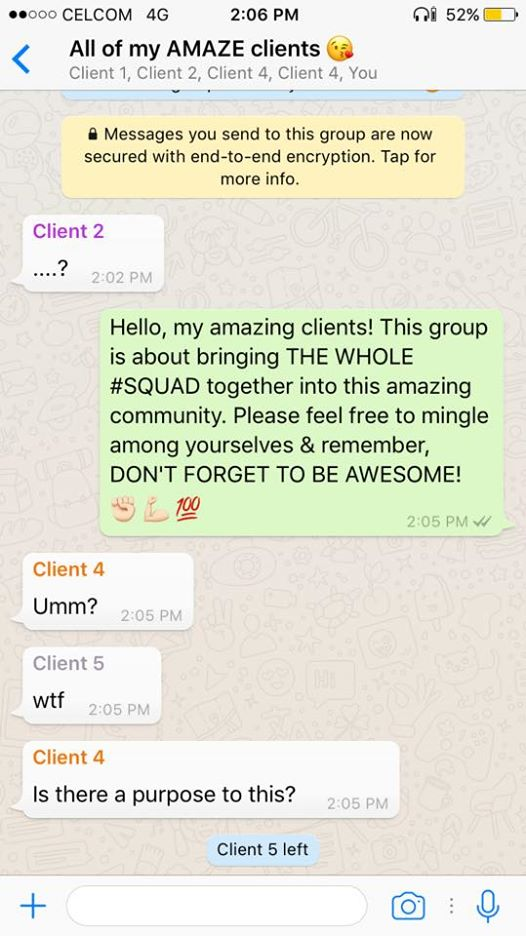 WhatsApp Work Messages That Undermine Your Professional Image