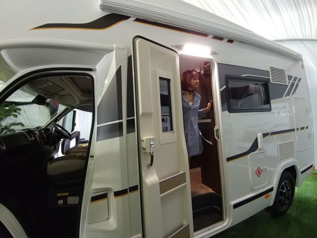 Review Test Driving Benimar S Mileo 313 Motorhome In M Sia