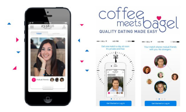 Coffee bean dating app