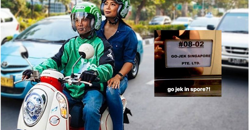 Go-Jek Expands To S'pore With Data Science Office