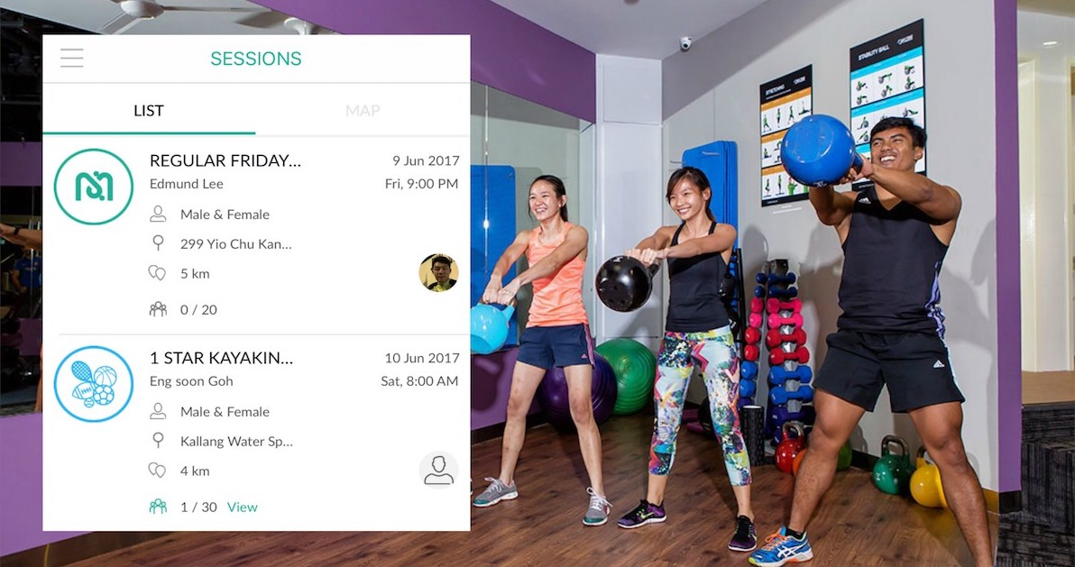 online dating for fitness enthusiasts
