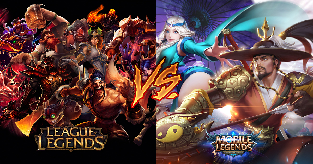 Mobile Legends Just Got Sued For Copyright Infringement By LoL