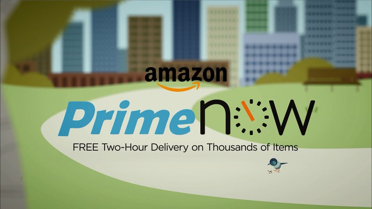Amazon launches Prime Now services in Singapore
