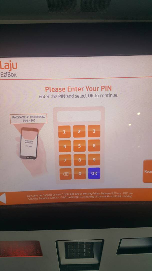 Pos Laju Allows Self Pickup Of Missed Parcels At Eziboxes For Free
