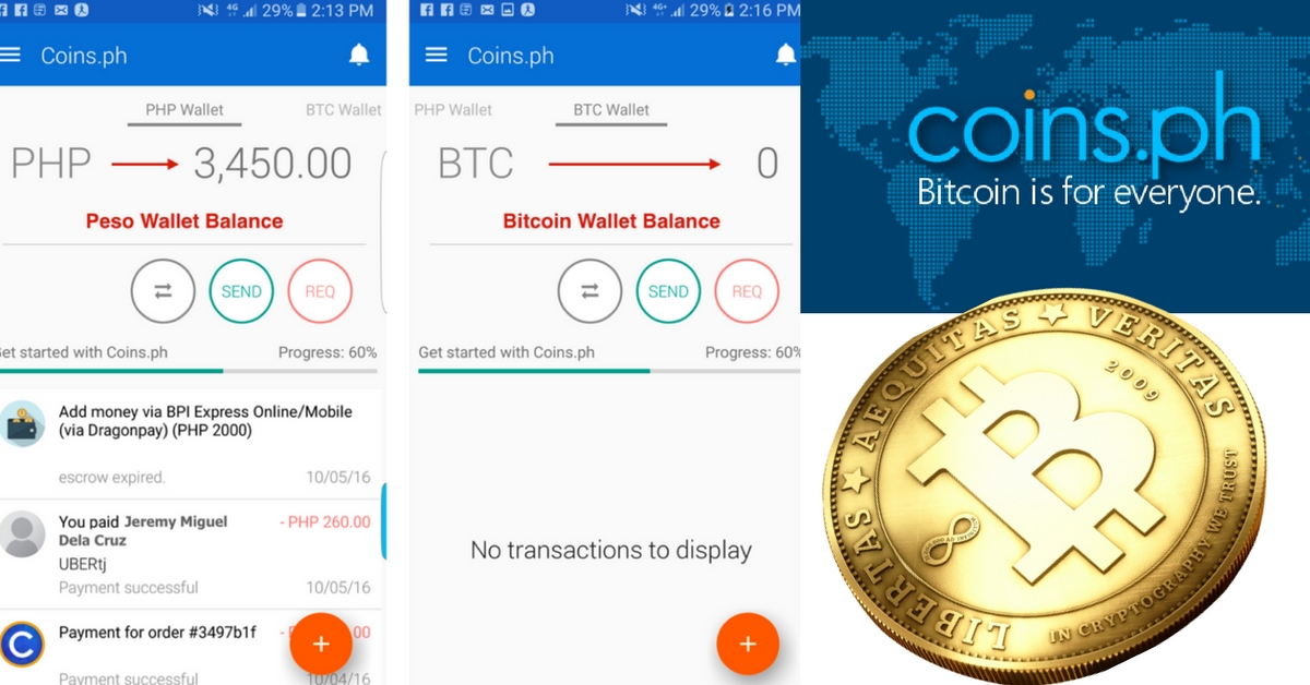 how to trade in coins ph